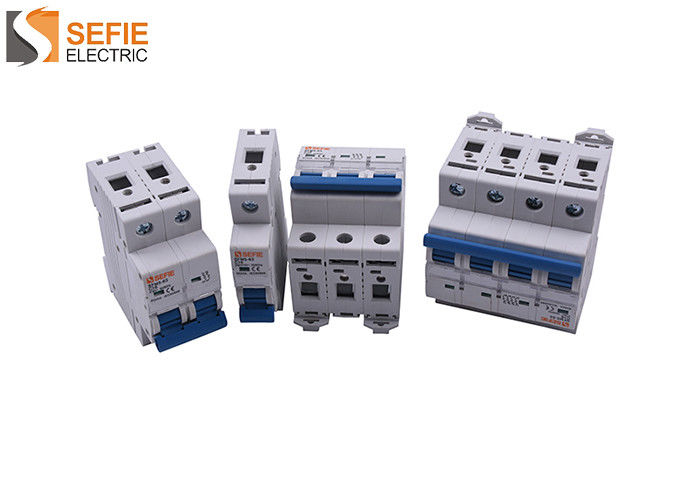 Single Pole Mini Circuit Breaker 400 Volt  Trip Curve Circuit Breaker  3 Energy Limiting Class