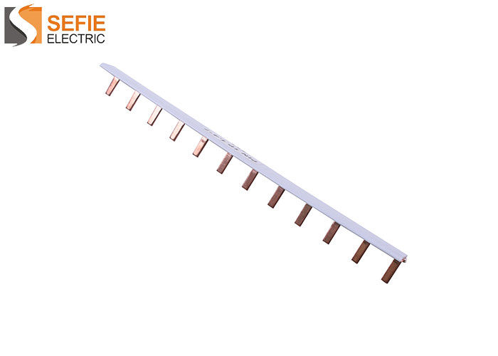 Electrical Terminal Bus Bar 1P 2P 3P 4P DPN Breaker Box Busbar Pin Type