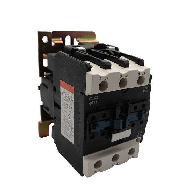 40A AC 220V LC1 - D OEM Three Phase AC Magnetic Contactor High Efficiency