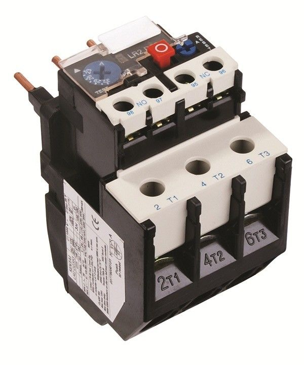 LR2 - D23 Series 660V Telemecanique Thermal Overload Relay IEC 60947-5 Standard